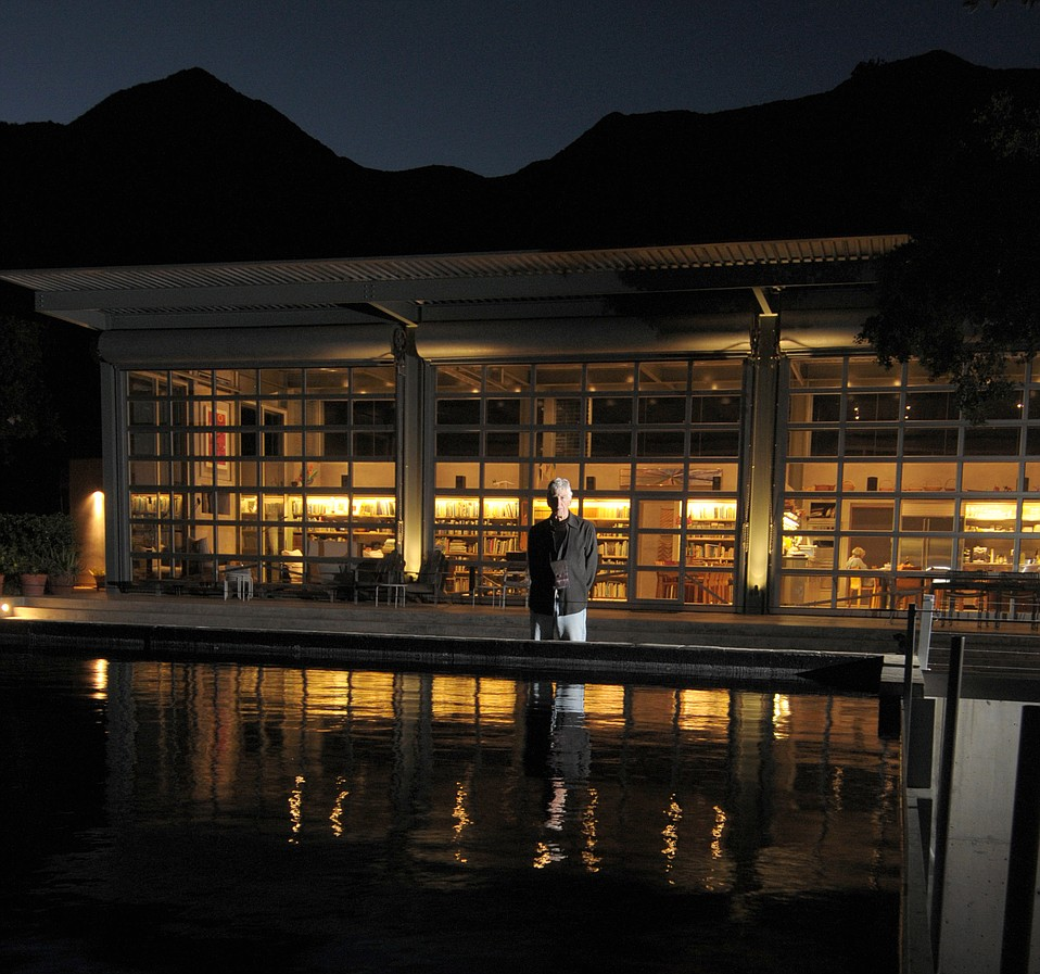 Barton Myers's Toro Canyon home is one of six projects ticket holders can explore as part of this year's ArchitecTours.