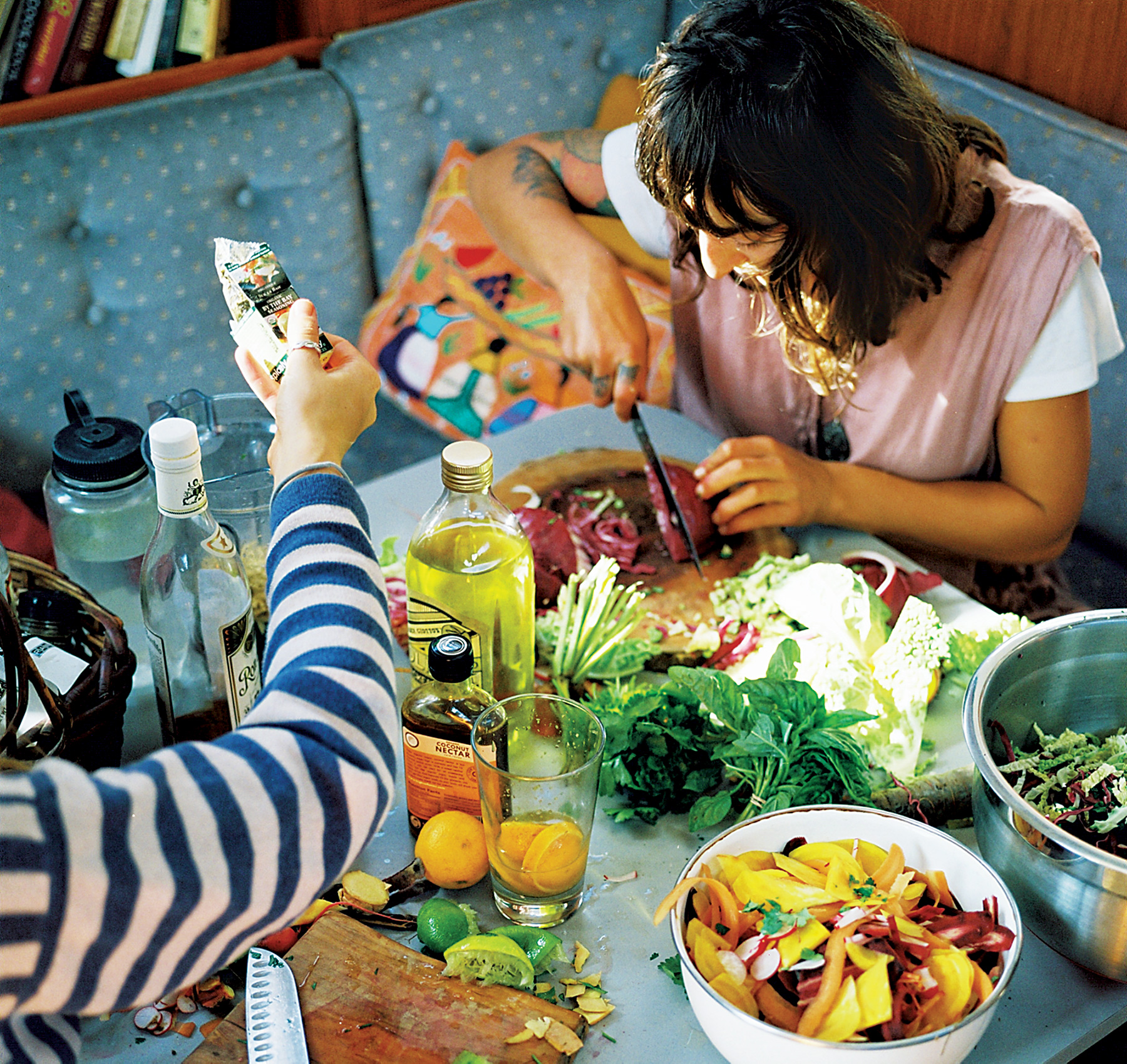 'The Tiny Mess' Of Great Food From Small Kitchens