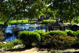Alice Keck Park Memorial Gardens